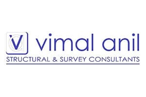 Vimal Anil Logo